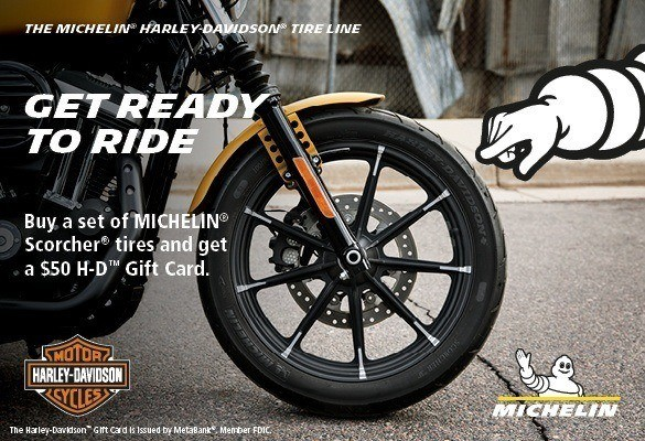 Michelin® Tire Promotion